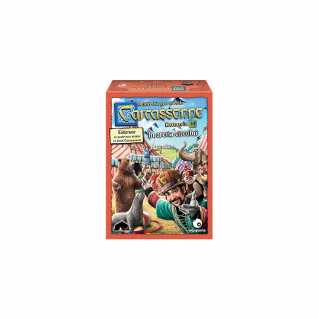 Carcassonne & Extensia 10 - Promo Pack2