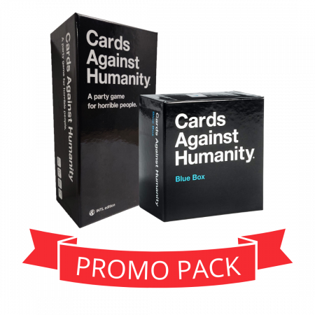 Cards Against Humanity & Blue Box - Promo Pack0