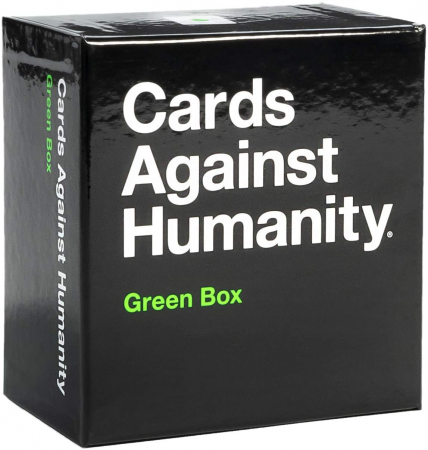 Cards Against Humanity & Green Box - Promo Pack2