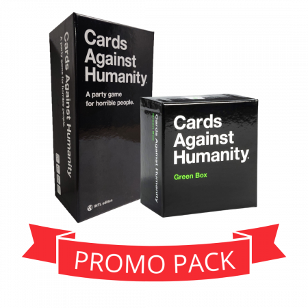 Cards Against Humanity & Green Box - Promo Pack0