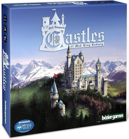Castles of Mad King Ludwig - EN0