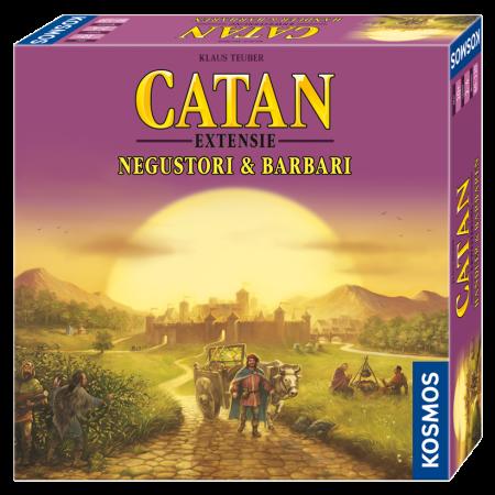 Catan - Negustori si Barbari (Extensie) - RO [0]