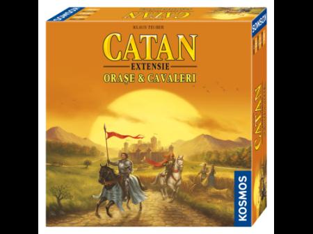 Catan - Orase si Cavaleri (Extensie) - RO0