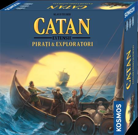 Catan & Pirati si Exploratori - Promo Pack [2]