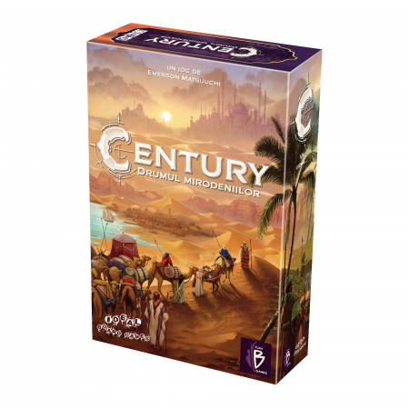 Century: Drumul Mirodeniilor - RO0