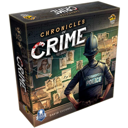 Chronicles Of Crime & Redview - Promo Pack [1]
