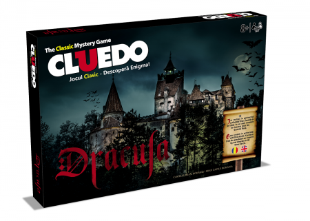 Cluedo Dracula - RO/EN0
