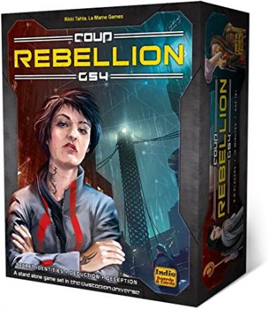 Coup Rebellion G54 - EN0