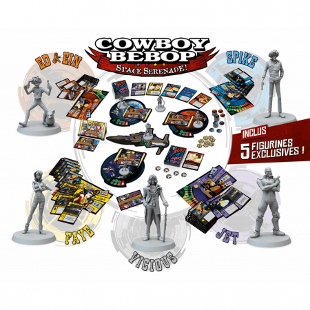 Cowboy Bebop: Space Serenade1