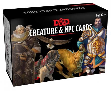 Creature & NPC cards - EN [1]