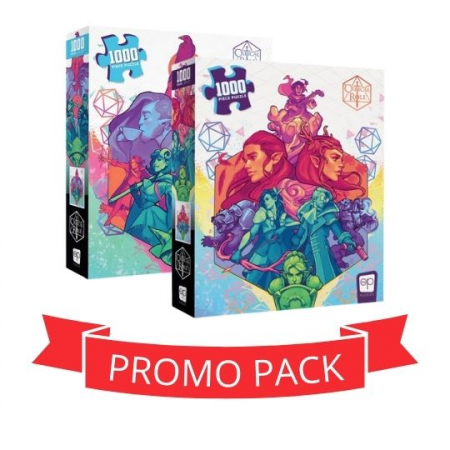 Critical Role Puzzles - Promo Pack [0]