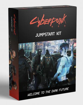 Cyberpunk Red: Jumpstart Kit - EN0
