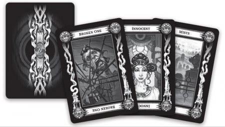 D&D Curse of Strahd: Tarokka Deck (54 Cards) - EN2