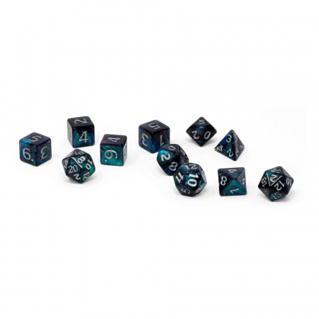 D&D Icewind Dale: Rime of the Frostmaiden Dice Set - EN4