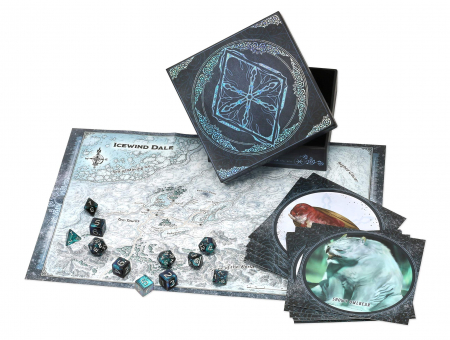 D&D Icewind Dale: Rime of the Frostmaiden Dice Set - EN2