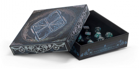D&D Icewind Dale: Rime of the Frostmaiden Dice Set - EN3