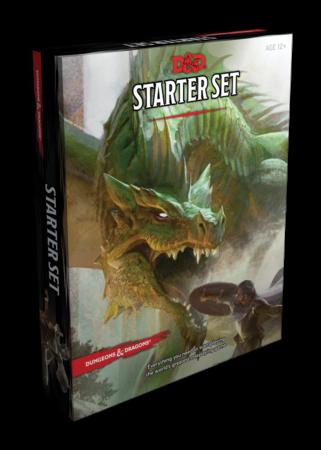 D&D Starter Set - EN [0]
