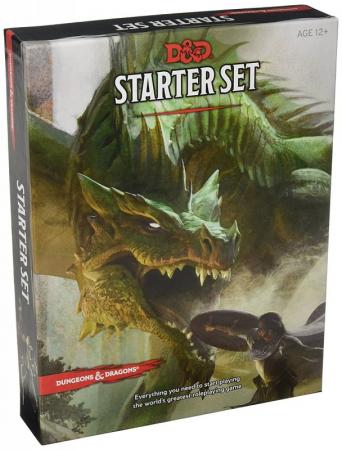 D&D Starter Set + Screen - Promo Pack1