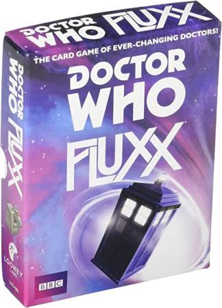 Doctor Who Fluxx - EN0