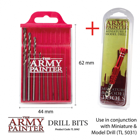 Drill Bits - The Army Painter2