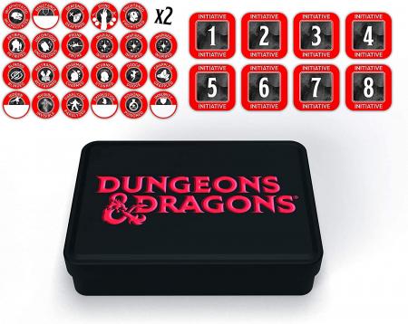 Dungeon Master's Token Set - EN