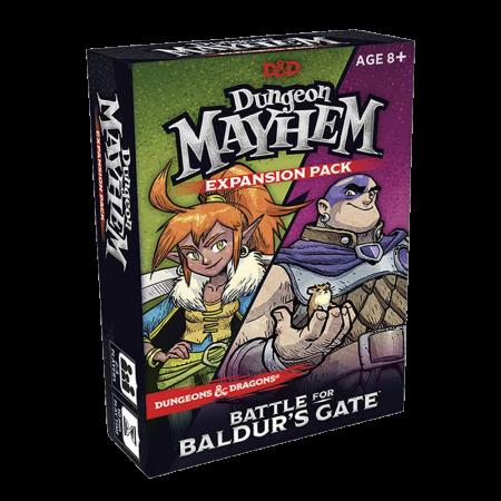 Dungeon Mayhem: Battle for Baldur's Gate (Extensie) - EN
