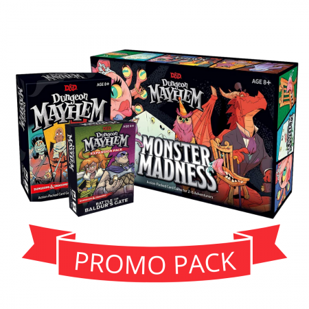 Dungeon Mayhem Family - Promo Pack0