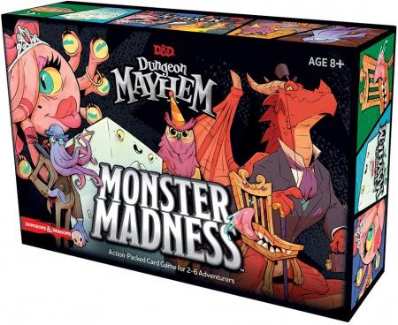 Dungeon Mayhem: Monster Madness (Extensie) - EN