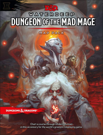 Dungeon Of The Mad Mage + Maps - Promo Pack2