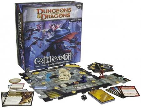 Dungeons & Dragons: Castle Ravenloft - EN [1]