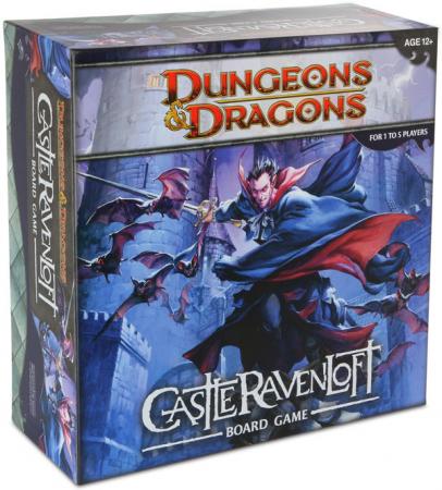 Dungeons & Dragons: Castle Ravenloft - EN0