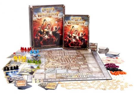 Dungeons & Dragons: Lords of Waterdeep - EN [1]