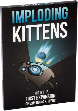 Exploding Kittens Family - Promo Pack3