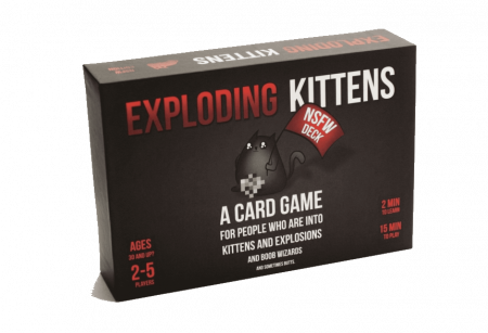 Exploding Kittens: NSFW Edition0