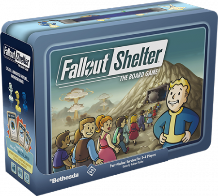 Fallout Shelter: The Board Game - EN
