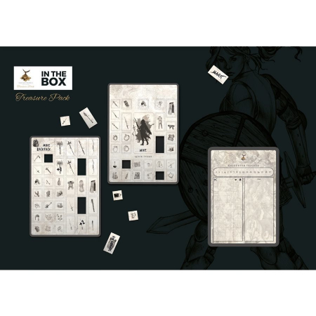 Fantasy World Creator: Treasure Pack4