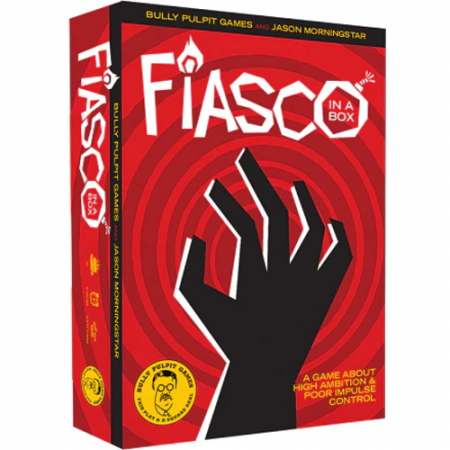Fiasco RPG (2nd Edition) - EN0