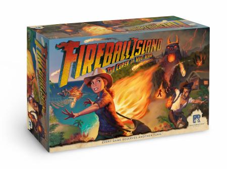 Fireball Island: The Curse of Vul-Kar - EN [0]