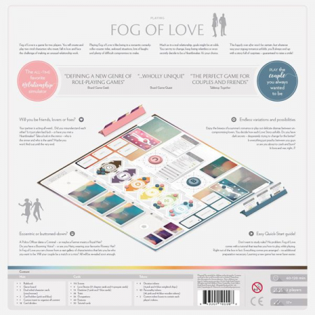 Fog of love - EN1