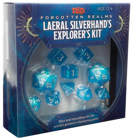 Forgotten Realms: Laeral Silverhand's Explorer's Kit [0]