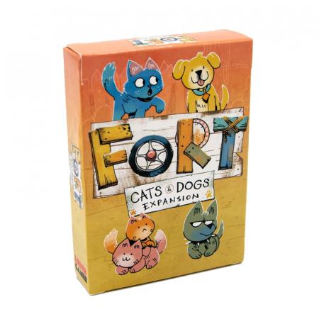 Fort - Cats & Dogs (Extensie) - EN [0]