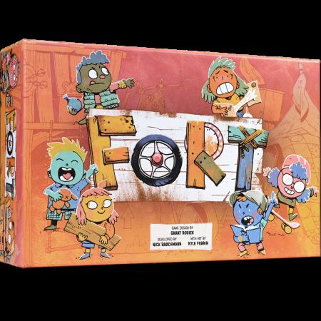 Fort - EN0