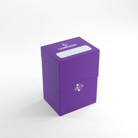Deck Holder 80+ Purple - Gamegenic0