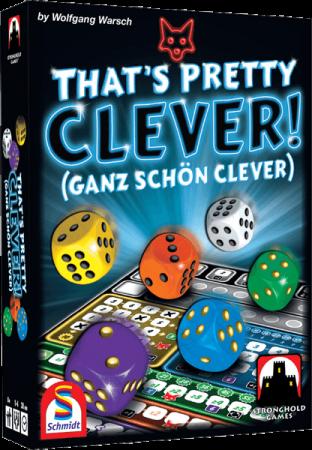 Ganz Schon Clever!/That's Pretty Clever! - EN0