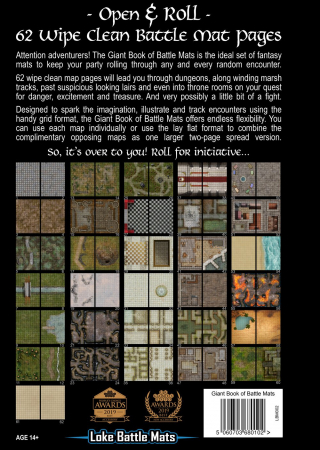 Giant Book of Battle Mats Volume 1 - EN [1]
