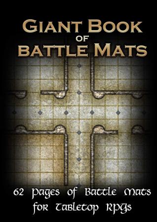 Giant Book of Battle Mats Volume 1 - EN [0]