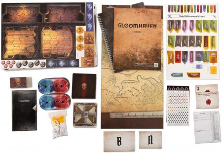 Gloomhaven: 2nd Edition3