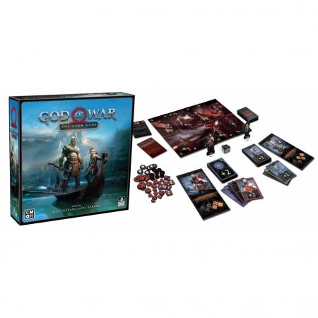 God of War: The Card Game - EN1