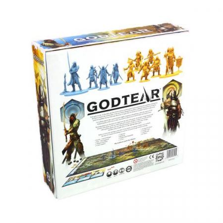 Godtear: The Borderlands Starter Set - EN1