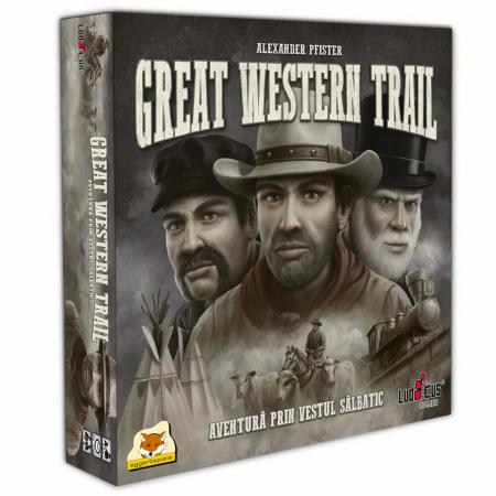 Great Western Trail RO0
